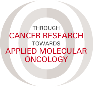 through cancer research towards applied molecular oncology